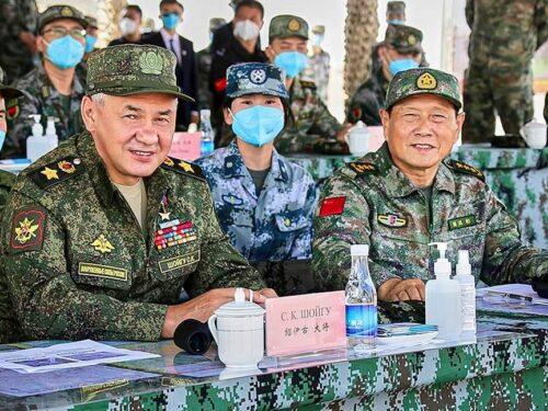 Il confronto tra occidente e Oriente prende la forma di coalizione