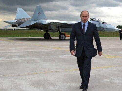 La Russia è il leader mondiale nell'aviazione da combattimento? Il presidente Putin la pensa così