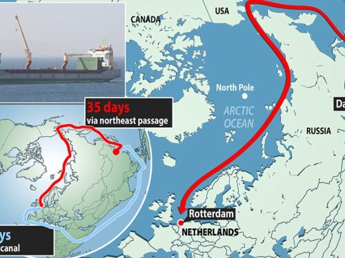 Le banche giapponesi decidono di finanziare il progetto LNG 2 Artico