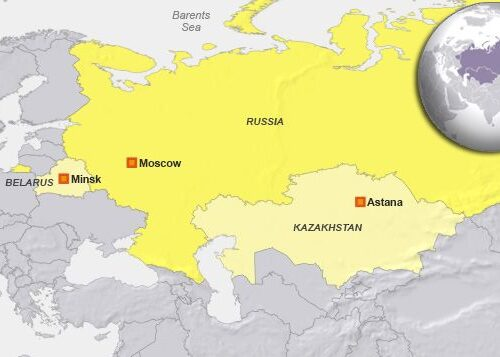 La Russia lavora a un'alternativa al Canale di Suez