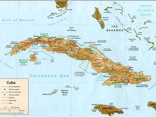 La Cina appoggia Cuba contro gli USA