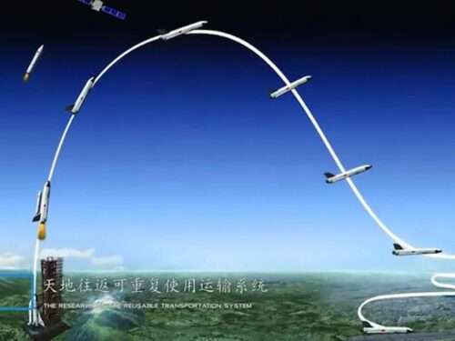 Svelato il velivolo ipersonico da Mach 12 cinese