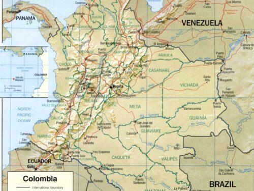 Guerra di accuse tra Venezuela e Colombia