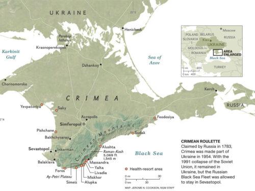 Un ammiraglio dell'US Navy rifiuta il primo colpo alla Russia