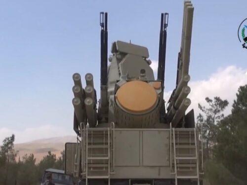 3 cose da sapere del sistema Pantsir in Siria