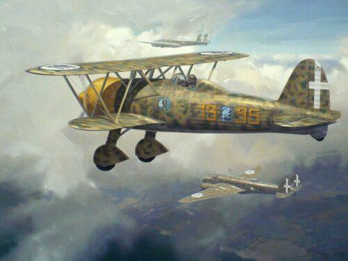 La Regia Aeronautica attaccò la Gran Bretagna nel 1940
