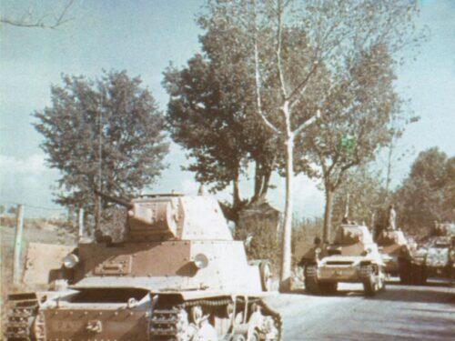La battaglia per Roma, settembre 1943