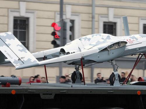 I primi droni da combattimento della Russia