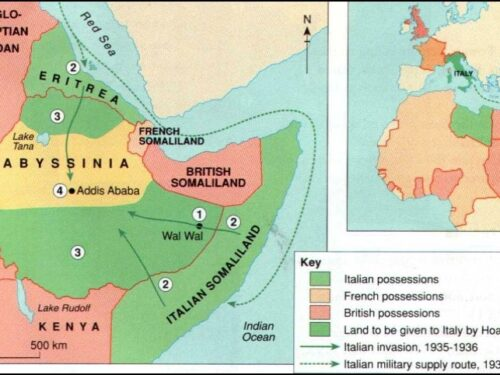 Guerra coloniale totale: Etiopia