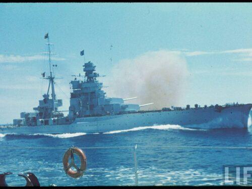 La Regia Marina nel 1940