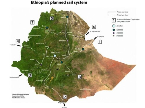 Litigio USA-Francia: chance diplomatica per l'Etiopia?