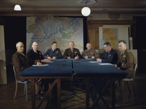 La guerra navale nel 1943 contro l'Italia