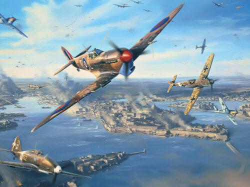 Guerra aerea su Malta