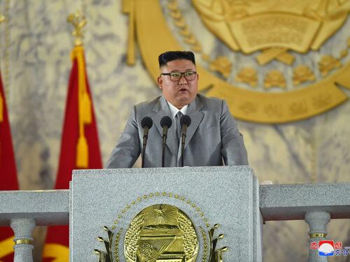 75° anniversario della RPDC: Discorso di Kim