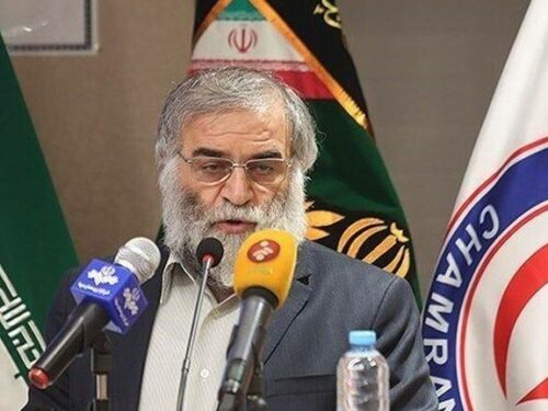 L'ingegnere nucleare iraniano Fakhrizade ucciso da una base azera