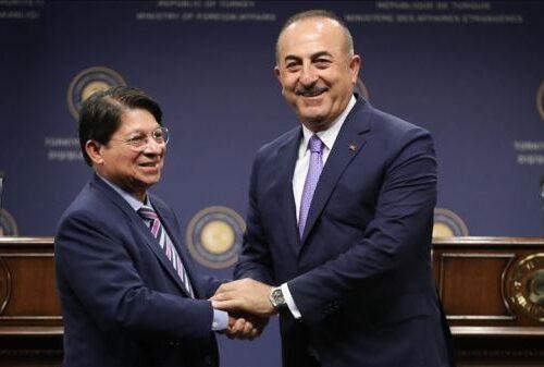 La Turchia denuncia le sanzioni contro il Nicaragua e rafforza la cooperazione