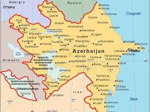 """Israele """"soccorre"""" l'Azerbaigian con caccia F-35"""