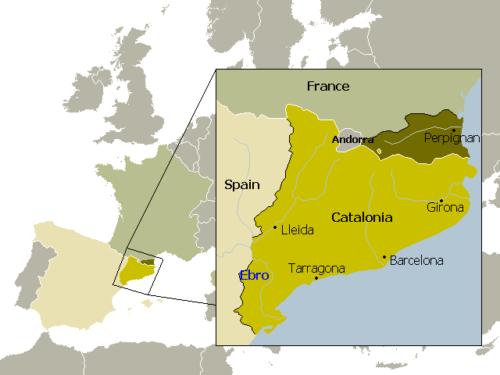 Un'altra ondata di passione in Catalogna