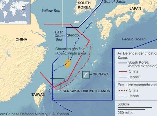 Marines a Taiwan: una grave provocazione, ma non una notizia
