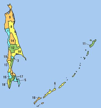 Il Giappone vuole di nuovo tutte le isole Curili