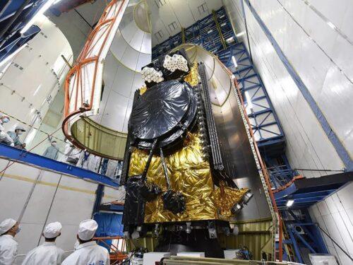 La Cina recupera il misterioso satellite Shiyan-10