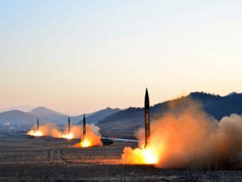 Penisola coreana e corsa ai missili balistici
